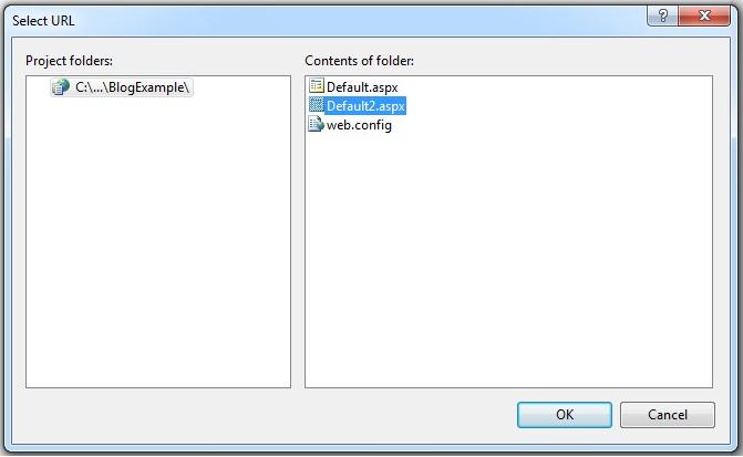 ASP.Net HyperLink Control
