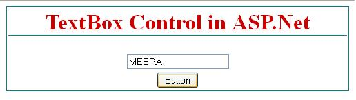 ASP.Net TextBox control