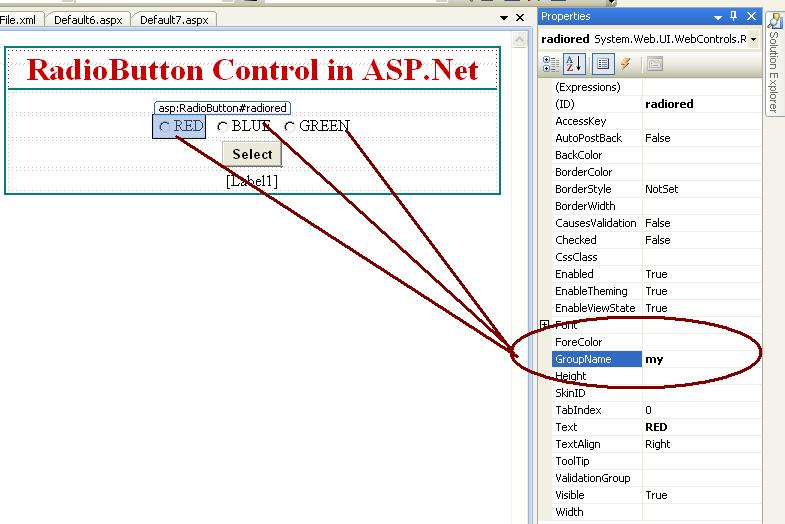Asp Net Radio Button Group 68