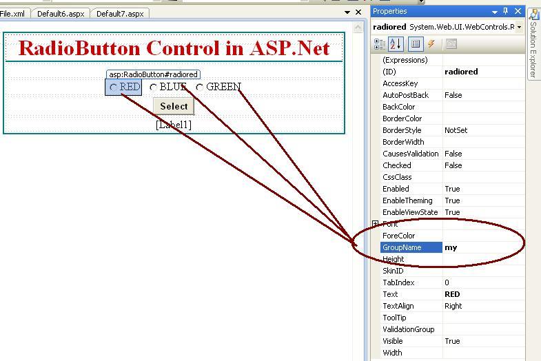 Asp Net Radio Button Group 68
