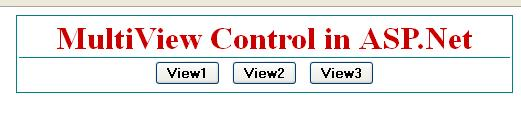 How to use MultiView control in ASP.Net C#.