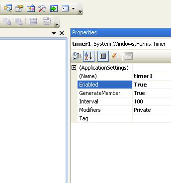 How to use Timer control in c# windows application in.net