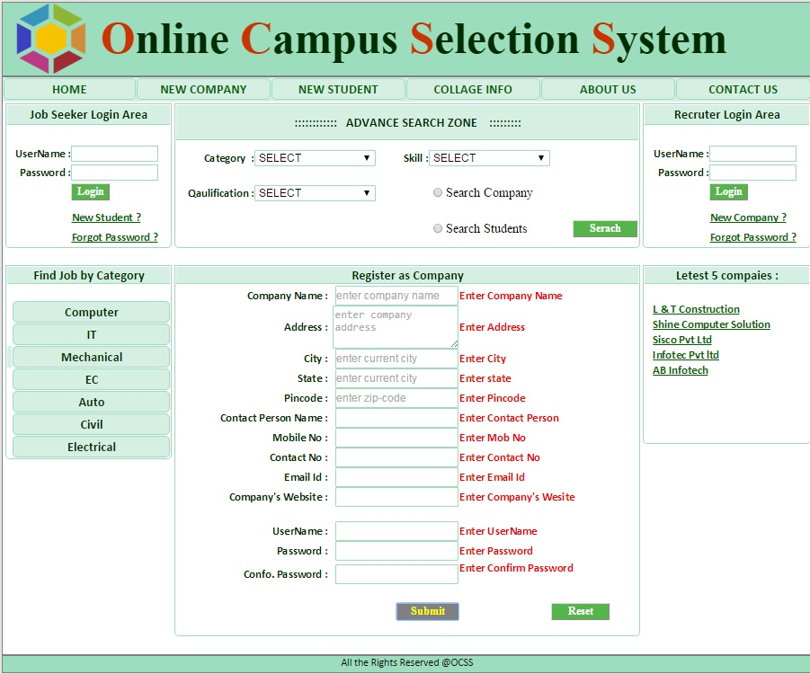 sdlc fofr enrollment system The student enrollment and course tracking system meta-project  (sdlc) in the graduate  the students thus experience the entire sdlc of a system.