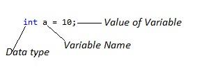 variable in c# .net